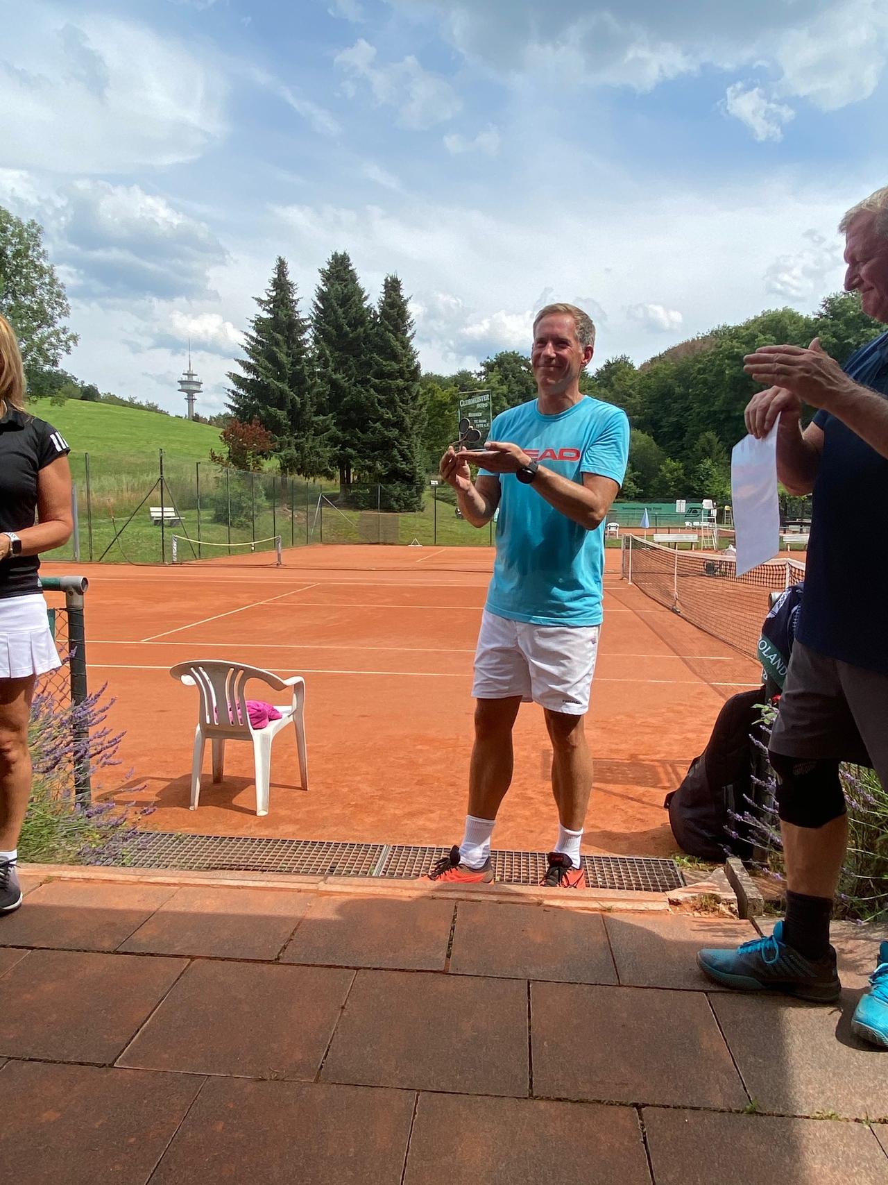 Sieger Clubmeister Herren 2020